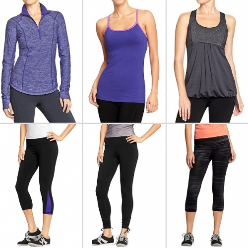 How to Shop for Workout Gear on a Budget