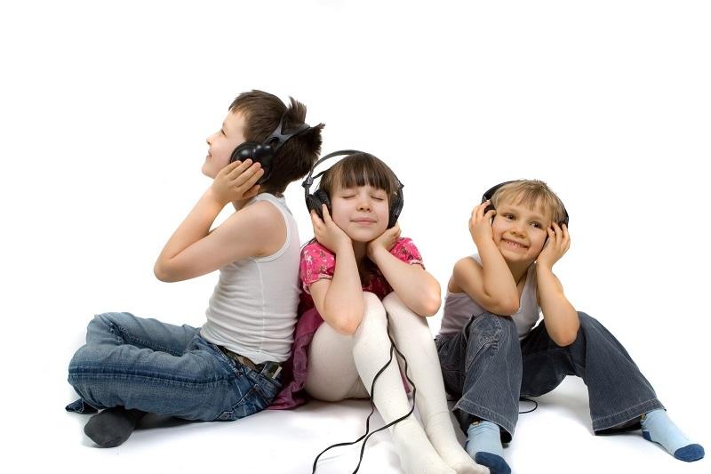 Listen to music,