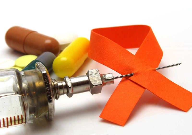 symptoms of AIDS